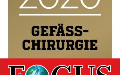 FOCUS Gesundheit: Dr. Stefan Schulte zählt zu den Top-Medizinern 2020 in Deutschland